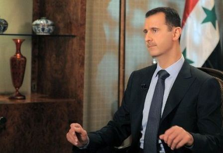 Syrian President Bashar al-Assad on RT: