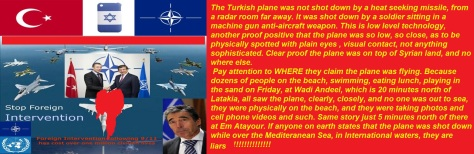 Pay attention to the facts no gargling of Turkey!