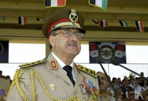 Minister of defense General Dawoud Rajha gets martyred due to the explosion of Syria