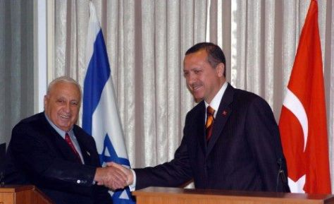 Turkey=the hand of the new born Zionist Jihad