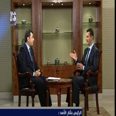 Mr President's Bashar al Assad interview-29/02/2012
