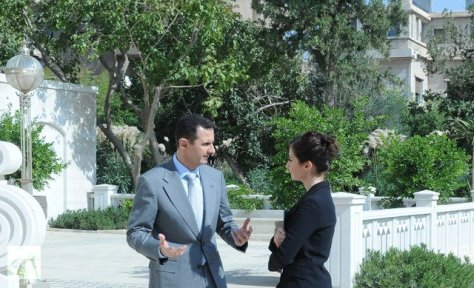 Exclusive interview with RT: Mr.President Bashar Assad
