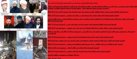 Muslims killed...by Mujrmeen!