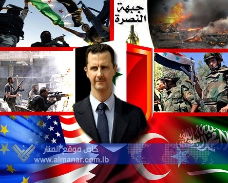 """Why Assad """"Wasn't, Won't be"""" Defeated? by Sadeq Khanafer, Hussein Mallah"""