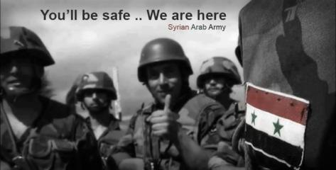 In Defence of the Syrian Arab Army by Tim Anderson