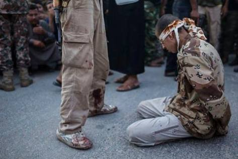 TIME MAGAZINE'S EYEWITNESS TO YOUNG SYRIAN MAN BEHEADED BY OBAMA-BACKED JIHAD REBELS