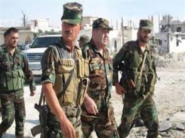 Colonel Suhayl Al-Hassan