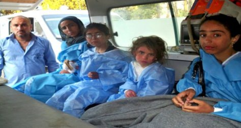 Jisr-al-Shughour-national-hospital-terrorists-siege-1