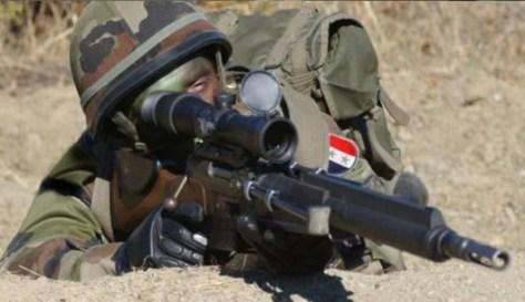 Al-Alam Footage Shows Syrian Army & Hezbollah's Control over Qalamoun