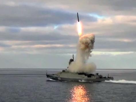 Uglich_Buyan-M_Corvette_3M-54_Kalibr_anti-ship_missile_Russian_Navy